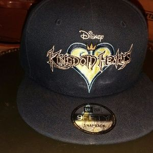 85c7e91b5a493 New Era Accessories - Disney kingdom hearts snapback